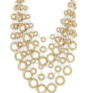 Traci Lynn Chain Reaction Necklace & Bracelet